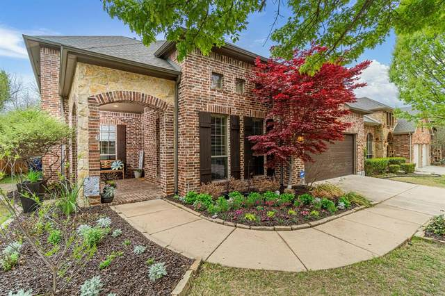 1709 La Cima Drive, Mckinney, TX 75071 (MLS #14550347) :: The Kimberly Davis Group