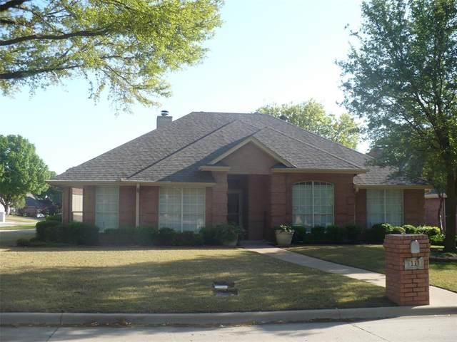 1111 Ashford Lane, Mansfield, TX 76063 (MLS #14550384) :: The Chad Smith Team