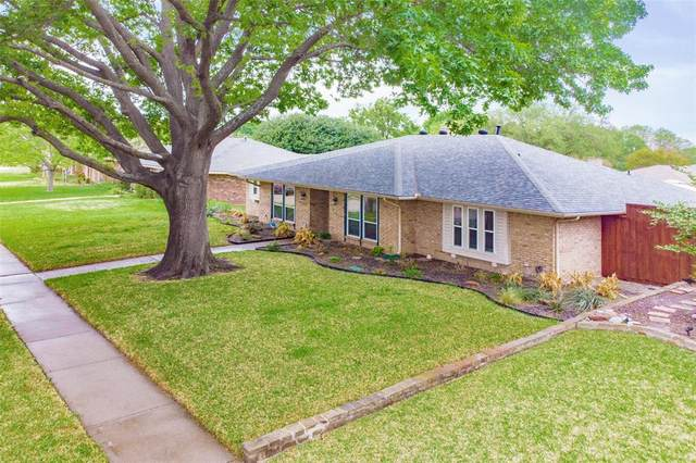 2209 Aspen Street, Richardson, TX 75082 (MLS #14550434) :: Wood Real Estate Group