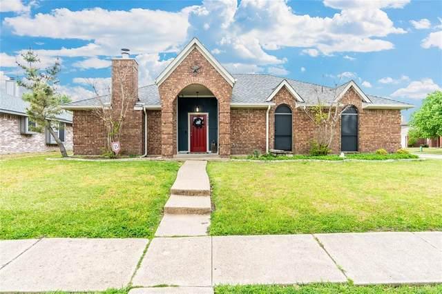 7202 Aberdeen Drive, Rowlett, TX 75089 (MLS #14550488) :: The Good Home Team