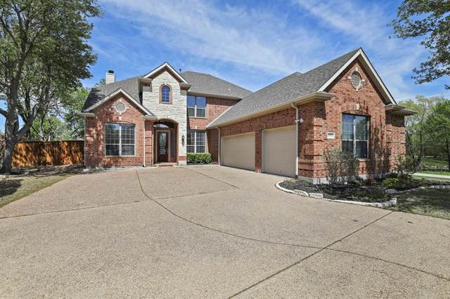 1613 Creekvista Court, Keller, TX 76248 (MLS #14550521) :: The Chad Smith Team