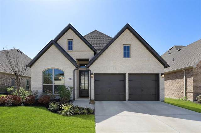9528 Oxbow Lane, Oak Point, TX 75068 (MLS #14550541) :: Robbins Real Estate Group