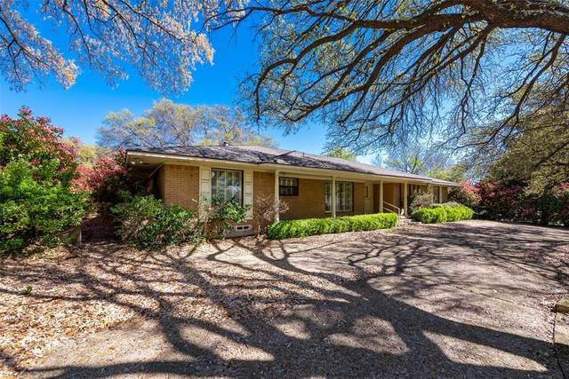 7317 Lakehurst Avenue, Dallas, TX 75230 (MLS #14550564) :: Robbins Real Estate Group