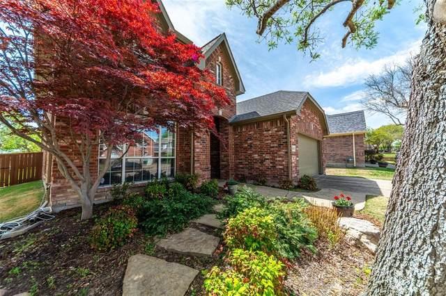 5029 Forest Lawn Drive, Mckinney, TX 75071 (MLS #14550574) :: Lyn L. Thomas Real Estate | Keller Williams Allen