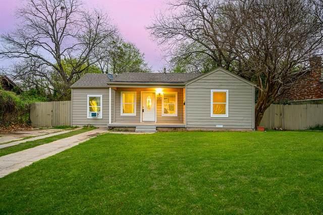 1020 Lydick Lane, River Oaks, TX 76114 (MLS #14550592) :: Justin Bassett Realty