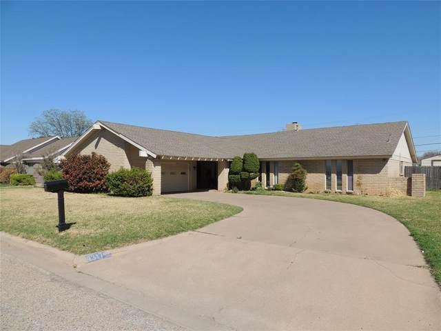 4317 Flintrock Drive, Abilene, TX 79606 (MLS #14550600) :: The Rhodes Team