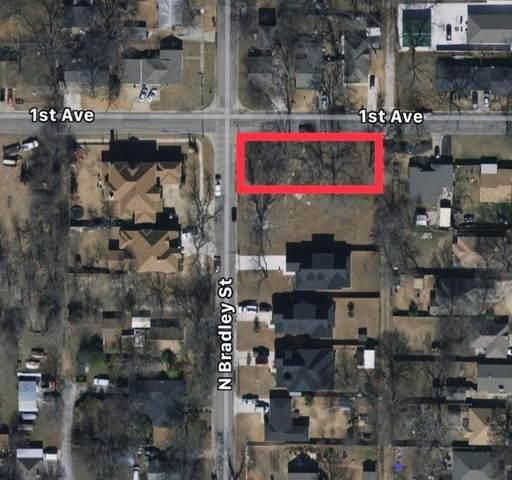 1616 Bradley Street, Mckinney, TX 75069 (MLS #14550603) :: Hargrove Realty Group