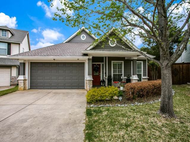 104 Nestlewood Lane, Grapevine, TX 76051 (MLS #14550617) :: RE/MAX Pinnacle Group REALTORS