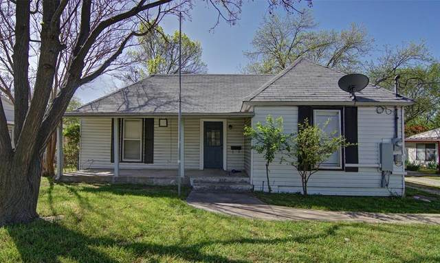 312 Edna Street, Weatherford, TX 76086 (MLS #14550619) :: The Barrientos Group