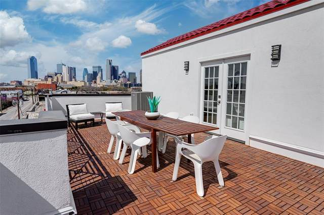 1705 Lear Street #33, Dallas, TX 75215 (MLS #14550621) :: The Juli Black Team