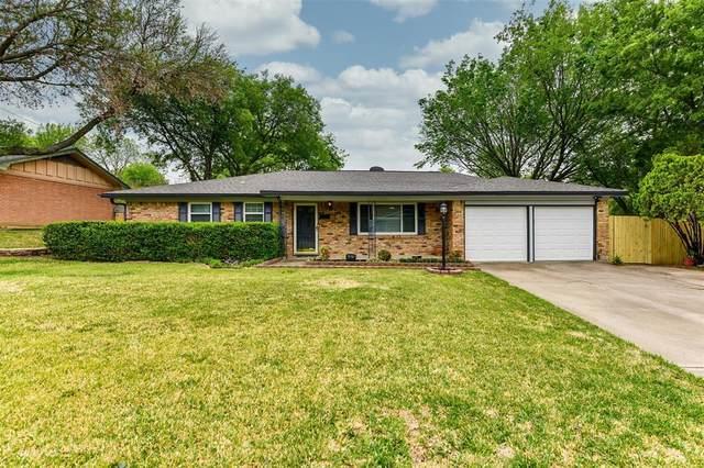 5225 Wharton Drive, Fort Worth, TX 76133 (MLS #14550628) :: Justin Bassett Realty