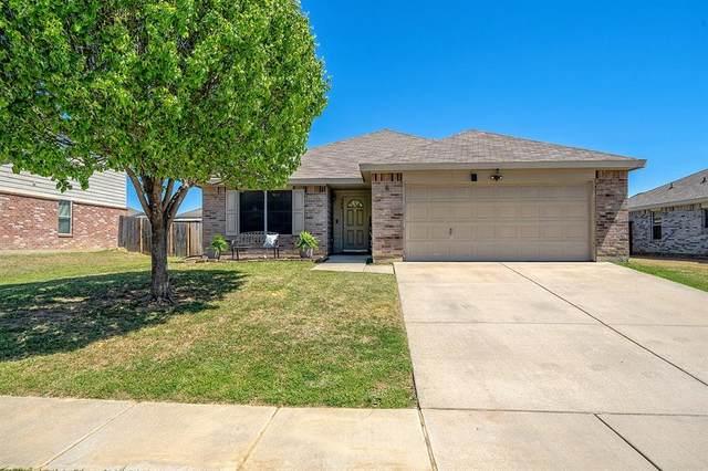 320 Chisholm Trail, Krum, TX 76249 (MLS #14550642) :: Trinity Premier Properties