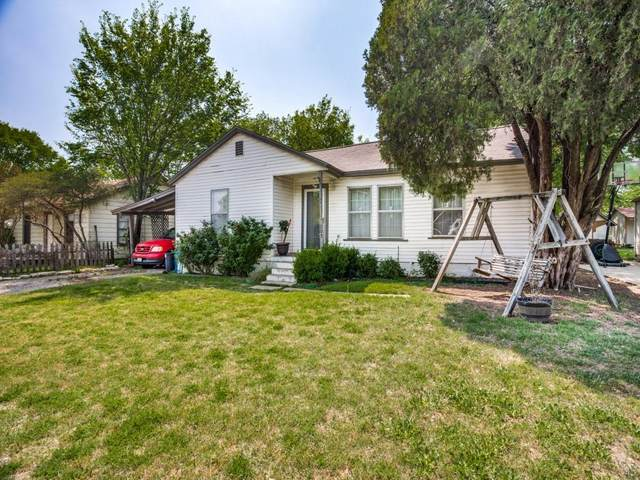 205 Hallvale Drive, White Settlement, TX 76108 (MLS #14550660) :: The Chad Smith Team