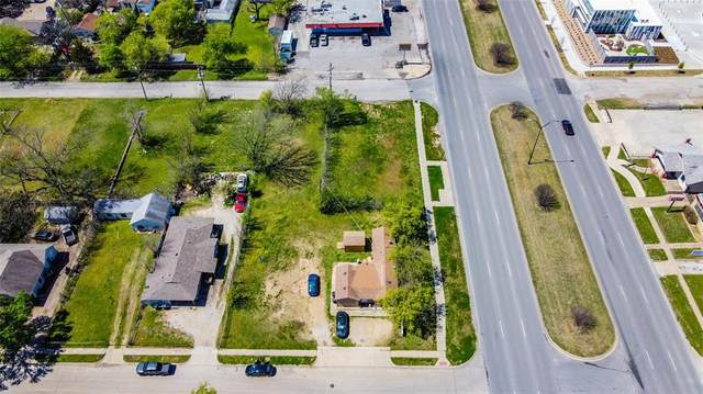 304 Clairemont Avenue, Fort Worth, TX 76103 (MLS #14550689) :: The Daniel Team
