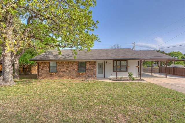 1716 Bronco Road, Granbury, TX 76049 (MLS #14550702) :: The Good Home Team