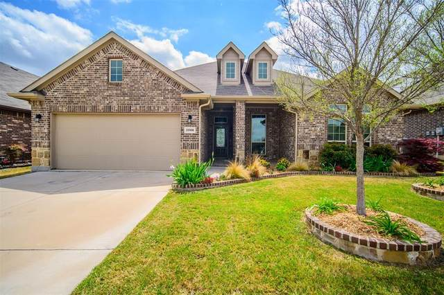 2008 Fossil Mesa Way, Fort Worth, TX 76131 (MLS #14550722) :: Wood Real Estate Group