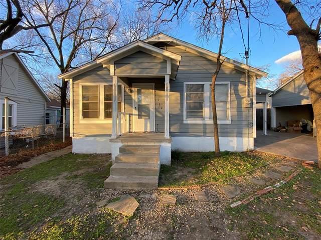 505 N Elm Street, Weatherford, TX 76086 (MLS #14550733) :: The Kimberly Davis Group