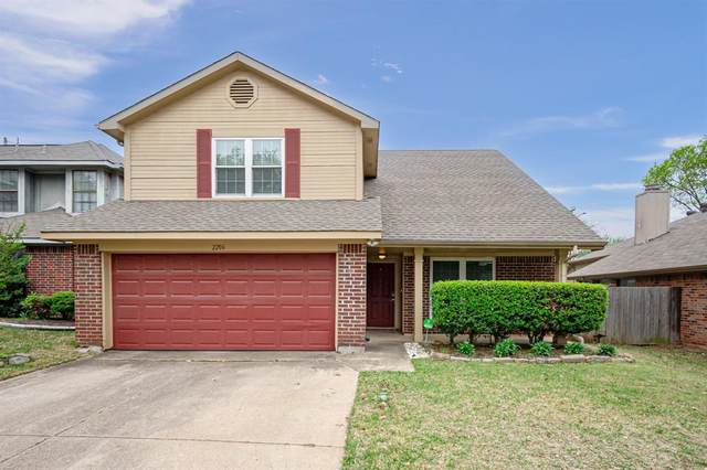 2206 Chapel Downs Drive, Arlington, TX 76017 (MLS #14550754) :: Lyn L. Thomas Real Estate | Keller Williams Allen