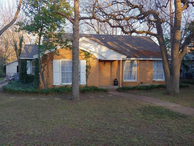 2004 Brown Drive, Denton, TX 76209 (MLS #14550769) :: The Rhodes Team