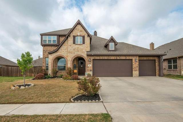 409 Delaware Street, Burleson, TX 76028 (MLS #14550771) :: Wood Real Estate Group