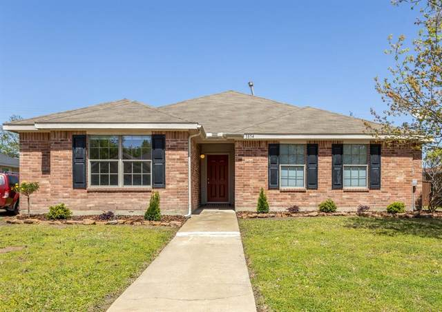 3854 Pinebluff Lane, Rockwall, TX 75032 (MLS #14550782) :: The Chad Smith Team