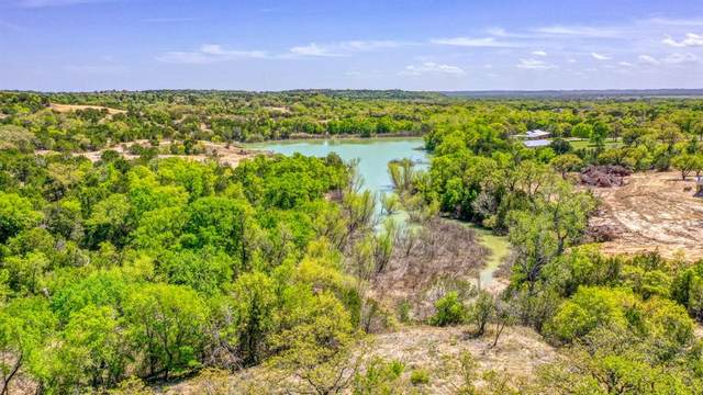 1153 Eagles Bluff Drive, Weatherford, TX 76087 (MLS #14550785) :: The Barrientos Group