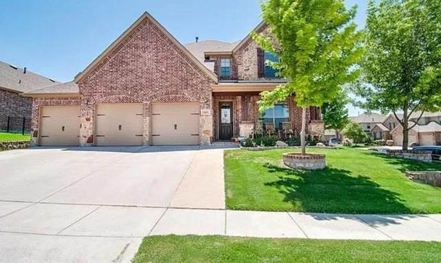 424 Florence Drive, Fate, TX 75087 (MLS #14550787) :: The Chad Smith Team
