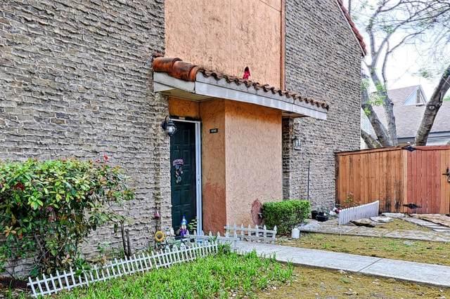 839 Dublin Drive #3, Richardson, TX 75080 (MLS #14550805) :: Front Real Estate Co.