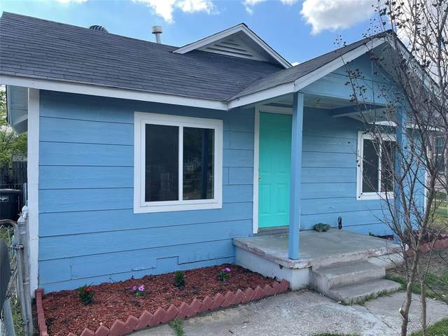 3816 S Grove Street, Fort Worth, TX 76110 (MLS #14550809) :: Wood Real Estate Group