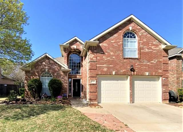 3620 Gaitland Circle, Flower Mound, TX 75022 (MLS #14550831) :: The Good Home Team