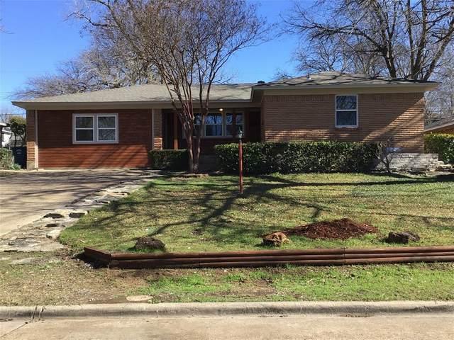 5706 Glen Forest Lane, Dallas, TX 75241 (MLS #14550835) :: Wood Real Estate Group