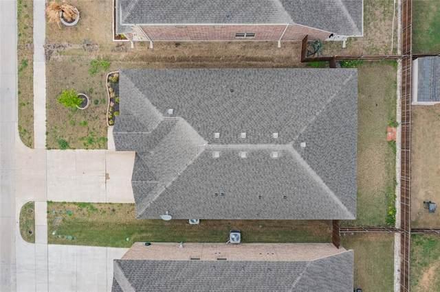 219 Arborside Drive, Waxahachie, TX 75165 (MLS #14550836) :: The Hornburg Real Estate Group
