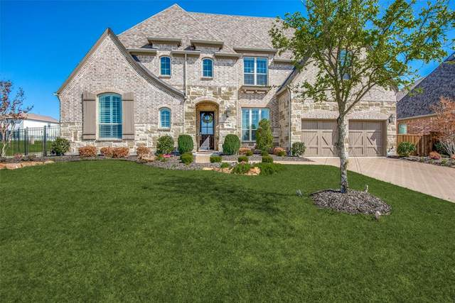 1830 Princeton Lane, Prosper, TX 75078 (MLS #14550888) :: The Kimberly Davis Group