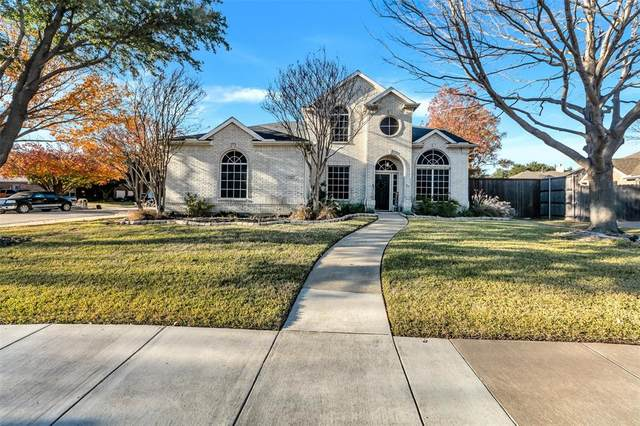 605 Shady Bridge Lane, Keller, TX 76248 (MLS #14550908) :: Team Tiller
