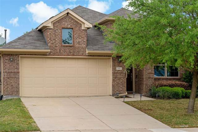808 Golden Nugget Drive, Mckinney, TX 75069 (MLS #14550913) :: The Mauelshagen Group