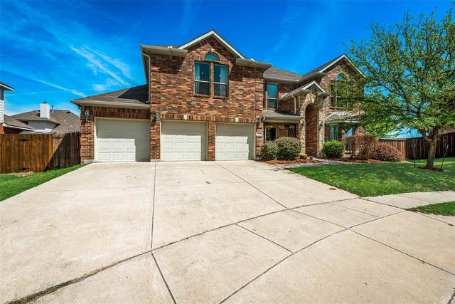 11104 Zachary Court, Fort Worth, TX 76244 (MLS #14550959) :: The Chad Smith Team