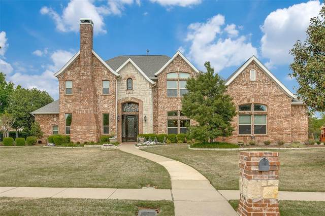 1808 Rustling Brook Court, Southlake, TX 76092 (MLS #14550970) :: Wood Real Estate Group