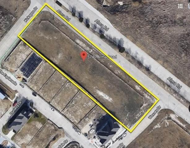 5740 Alma Road, Mckinney, TX 75070 (MLS #14550972) :: The Kimberly Davis Group