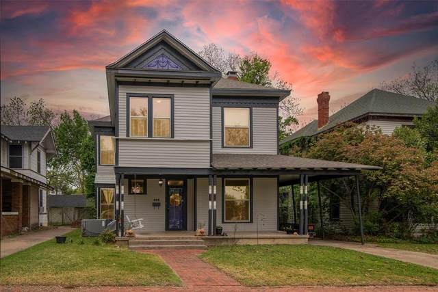 423 W Gandy Street, Denison, TX 75020 (MLS #14550981) :: Real Estate By Design