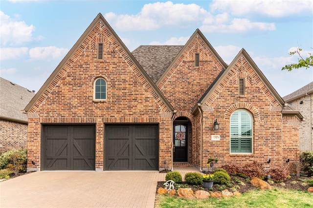 1700 Pebblebrook Lane, Prosper, TX 75078 (MLS #14551004) :: Team Hodnett