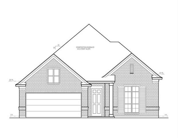 1316 Parkers Draw, Weatherford, TX 76086 (MLS #14551050) :: The Kimberly Davis Group