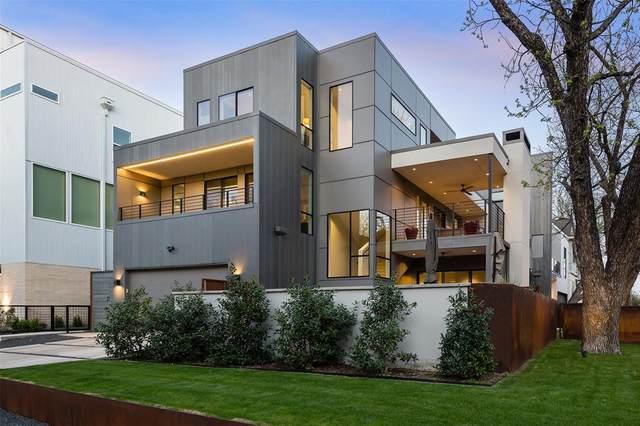 2700 Knight Street, Dallas, TX 75219 (MLS #14551064) :: Lyn L. Thomas Real Estate | Keller Williams Allen
