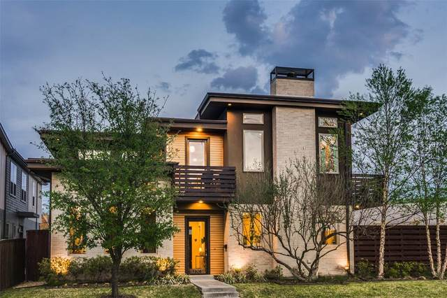 1808 Euclid Avenue, Dallas, TX 75206 (MLS #14551083) :: Premier Properties Group of Keller Williams Realty