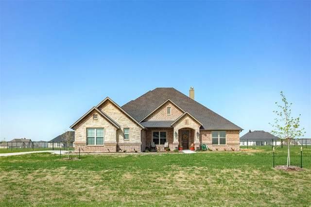216 Buena Vista Drive, Godley, TX 76044 (MLS #14551096) :: The Chad Smith Team