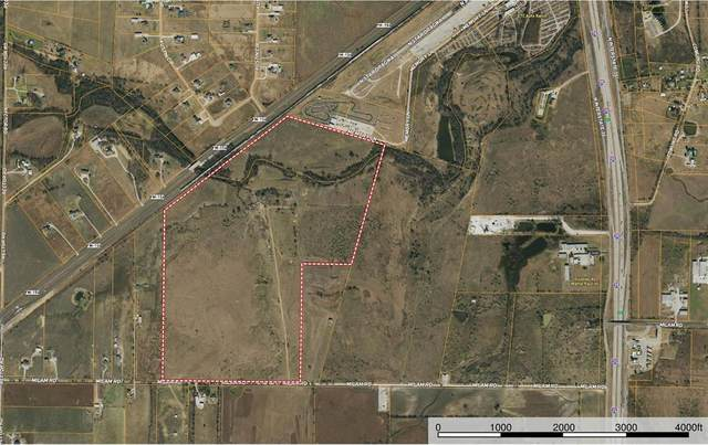 6000 W Milam Road, Sanger, TX 76266 (MLS #14551097) :: All Cities USA Realty