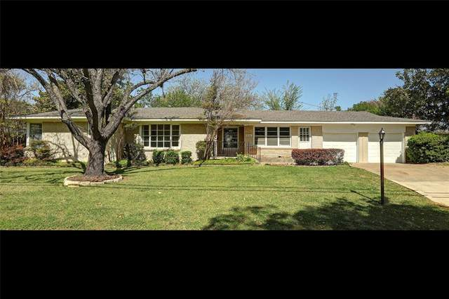 4616 Selkirk Drive, Fort Worth, TX 76109 (MLS #14551100) :: The Chad Smith Team