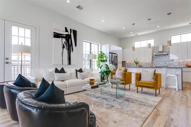1705 Lear Street #32, Dallas, TX 75215 (MLS #14551142) :: RE/MAX Landmark