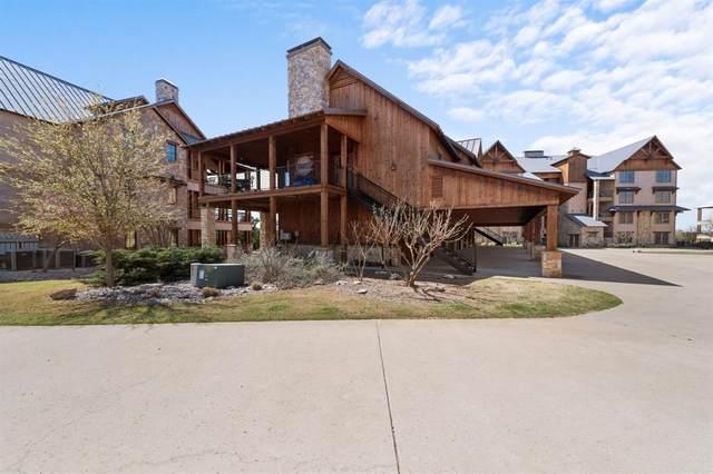 1655 Scenic Drive #602, Graford, TX 76449 (MLS #14551153) :: Frankie Arthur Real Estate
