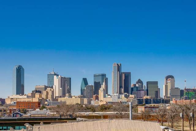 1705 Lear Street #34, Dallas, TX 75215 (MLS #14551172) :: All Cities USA Realty
