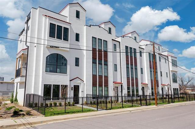 1705 Lear Street #35, Dallas, TX 75215 (MLS #14551177) :: All Cities USA Realty